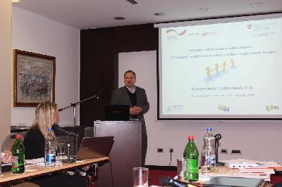 Inicijalni sastanak partnerskih organizacija