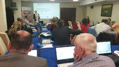 Trening trenera (ToT) za SWIS i CFM u Sarajevu