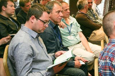 Drugi sastanak platforme za razmjenu znanja u oblasti upravljanju otpadom - 1. dan