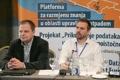 Drugi sastanak platforme za razmjenu znanja u oblasti upravljanju otpadom - 2. dan