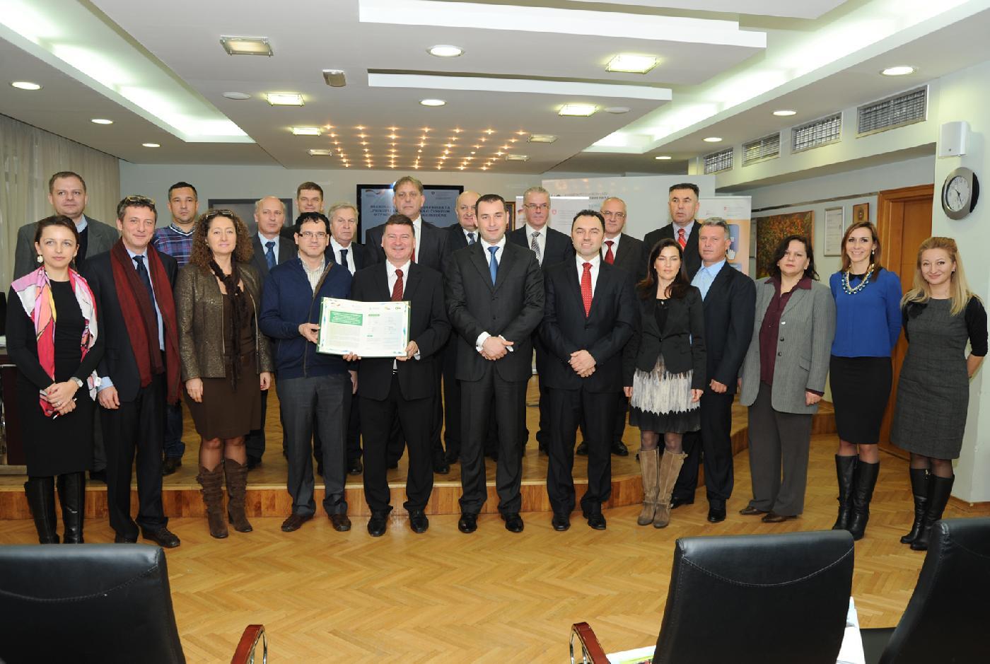 Održana regionalna prezentacija projekta