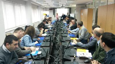 Održan trening trenera za SWIS i CFM u Skopju